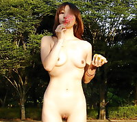 Japanese amateur outdoor 119