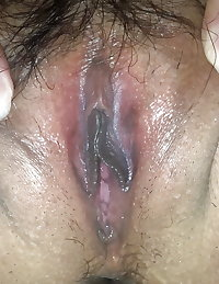 Mature Asian Slut loves white Cock
