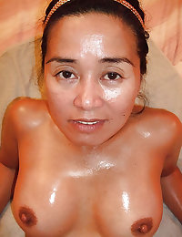 middle-aged Chinese wife