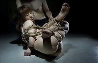 Extreme Asian Shibari Rope Bondage 5
