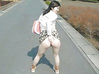 Japanese amateur outdoor 087
