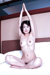 Nudity (Asians with Hairy Armpits & Pubic Hair)