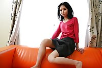 Japanese cute young wife Aiko
